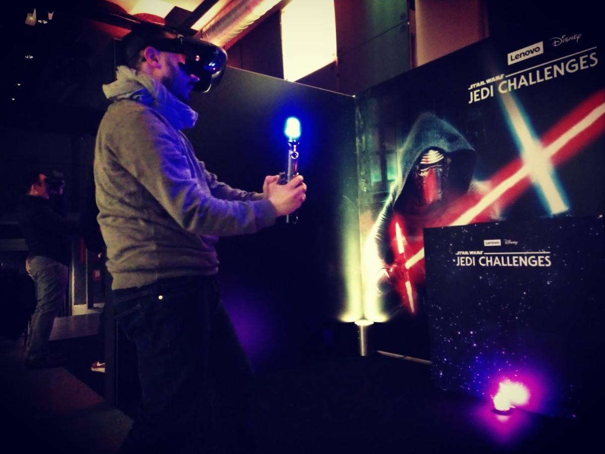 Star Wars Jedi Challenges by Lenovo – Unboxing e recensione